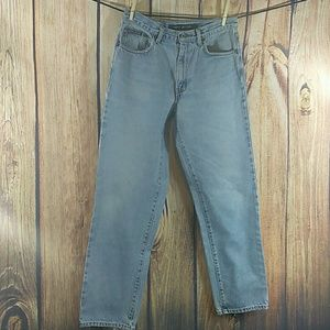 DKNY light wash size 31 heavy weight vintage jeans